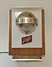 1960's Schlitz Beer Animated Motion Bar Light