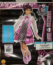 DRACULAURA Monster High Costume Girls' Size Large (12-14)