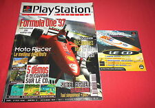 Playstation Magazine [n°12 Sept 97] PS1 Formula One 97 Kurushi Overboard *JRF