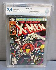 THE UNCANNY X-MEN #139 (Heather Hudson 1st app.) CBCS 9.4 NM Marvel1980 cgc