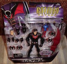 DC UNIVERSE  BATMAN BEYOND   TOTAL HEROES ULTRA  MATTY EXCLUSIVE  MOC/MIB