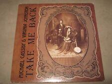 MICHAEL CASSIDY VIRGINIA JOHNSTON Take Me Back RARE SEALED New Vinyl LP 1979 GL3