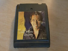 Andy Williams Love Story Untested Quadraphonic Q8 8 Track Tape