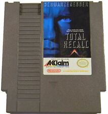 NES Game Total Recall Cartridge Only