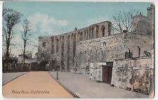 Fife;Palace Ruins, Dunfermline  PPC, Unposted, By Philco, c 1910's