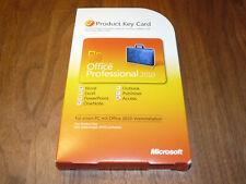 Microsoft Office 2010 Professional deutsche Vollversion