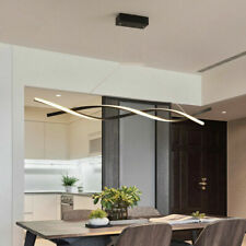 LED Modern Chandelier Dining Room Ceiling Light Acrylic Pendant Lamp Fixtures