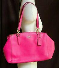 Coach Hot Pink Christie Carryall, HandBag/ Purse, F36637