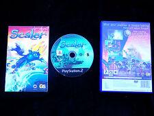 JEU en ANGLAIS Sony PLAYSTATION 2 PS2 : SCALER (complet, envoi suivi)