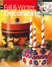 FALL & WINTER DECORATING Painting Patterns Book  New