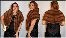 Wild Type Mink Fur Stole Efurs4less