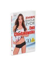 polish book ZMIEN SWOJE ZYCIE W 30 DNI MINUT Ewa Chodakowska  polska ksiazka