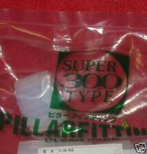 Pillar S300 Union Nut, PFA Teflon, P-UN-W8B