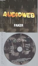 MAXI CD--AUDIOWEB -- - SINGLE -- *FAKER*