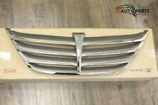 GENUINE Front Upper Grille Fits 2012-2014 Hyundai Genisis Sedan 863513M500