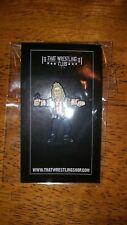 Chris Jericho Y2J Enamel Lapel Pin from That Wrestling Club