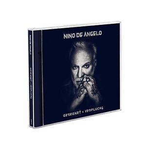 NINO DE ANGELO  Gesegnet und Verflucht (Neuheit 26.02.2021 ) CD NEU & OVP