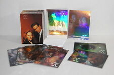 X-FILES SERIES 3 (1996) Complete Base Card Set w/ ALL 10 CHASE i1-i6 X1-X2 PF1-2