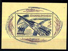 CZECHOSLOVAKIA - CECOSLOVACCHIA - 1964 - Volo di Voskhod I