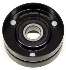 For Vauxhall Chevrolet Daewoo 1.6 Mapco Tensioner Metal Pulley V Ribbed Belt