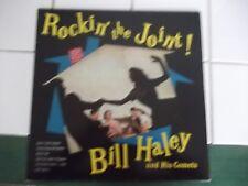 ROCK N ROLL BILL HALEY ROCKIN THE JOINT