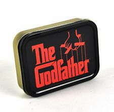The Godfather Logo - Tobacco Collectors Tin