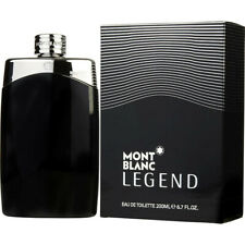 Mont Blanc Legend Eau De Toilette Perfume Spray Men Cologne 6.7 Oz. 200 ML New