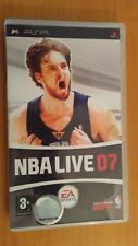 NBA Live 07. EA Sports . PSP Portable . España
