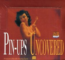 Pin-Ups Uncovered Card Box