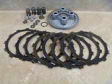 Honda 350 CB TWIN SPORT CB350-K4 Used Engine Misc Clutch Plates Parts 1973 SM130