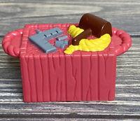 Mattel Dora The Explorer Talking House Pink Tool Box Replacement Parts Pieces