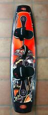 Slingshot Drake 147cm orange black Wakeboard Drake bindings Doyle project 11