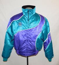 Vtg 90's Arctic Cat 2 In 1 Double Layer Snowmobile Bomber Jacket Thinsulate Wome