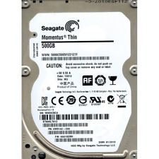 Seagate Thin HDD 500gb 16mb 5400rpm SATAII 2.5""
