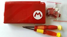 NL-HOUSING NINTENDO DS LITE MARIO RED NEW