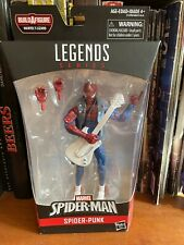 Marvel Legends Spider-Man Spider-Punk  Not Baf part