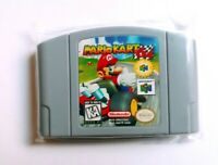 Mario Kart for Nintendo 64 N64