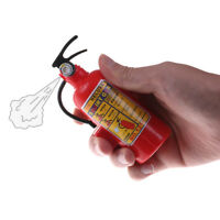 Children's Plastic Toy Water Gun Mini Fire Extinguisher Spray Style Toys Pip RS