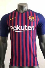 Barcelona Home Shirt 2018/19 Plain Size M