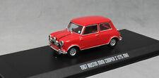 Greenlight The Italian Job Mini Cooper S 1275 3 Car Set Red, White and Blue 1/43