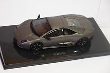 HOT WHEELS LAMBORGHINI REVENTON GRIS 1:43