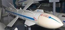 AA-10 Alamo R-27 Vympel Missile Mahogany Kiln Dry Wood Model Large New