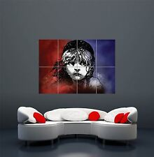 LES MISERABLES COSETTE GIANT ART POSTER PRINT  WA411