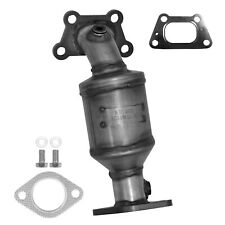 Exhaust Manifold with Integrated Catalytic Converter-Direct Fit Front Right