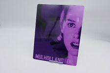 MULHOLLAND DRIVE DR - Glossy Bluray Steelbook Magnet Cover (NOT LENTICULAR)