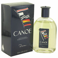 Canoe by Dana 4.0 oz EDT Cologne for Men New In Box