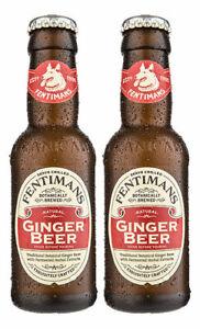 Fentimans Ginger Beer 2er Set 200ml inkl. Pfand MEHRWEG