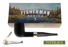 PETERSON Fisherman Briar Pipe Shape X 105 Fishtail Limited Edition