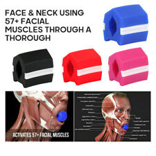 Jaw Line Exerciser Tone Your Face and Neck Anti-Wrinkle Facial Toner Equipment