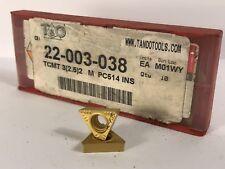 CERATIZIT OAKU 060508 SR-M50 CTCP230-1 Factory pack 10pcs